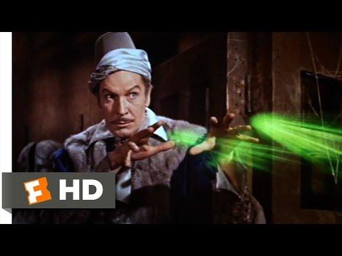 The Raven (9/11) Movie CLIP - Dr. Craven's Choice (1963) HD