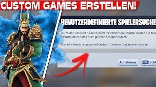 EPIC GAMES gives MIR CUSTOM GAMES (PRIVATE SERVER) | Get Fortnite Custom Games