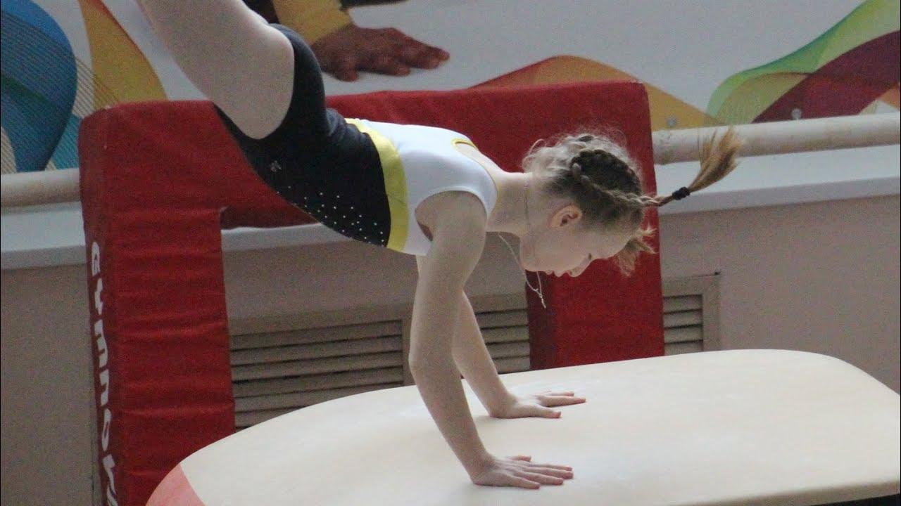 gymnastics competition - Russia Chelyabinsk