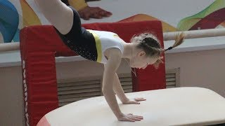 gymnastics competition - Russia Chelyabinsk