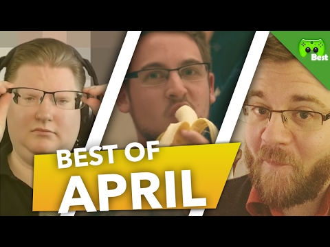 BEST OF APRIL 2017 🎮 Best of PietSmiet