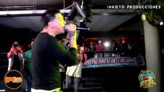 YA ES MUY TARDE - 'SMOKY' GIRA PERU 2014 - BOOM XTREME
