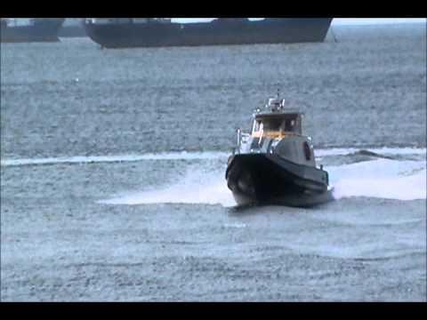 Nekton HDPE Patrol Boats.wmv