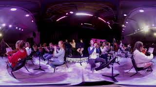 Waring School Orchestra in 360 Degrees