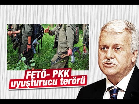 Hüseyin GÜLERCE     FETÖ  PKK  uyuşturucu terörü
