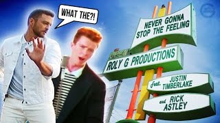 "Baixar JT Vs. Rick Astley - ""Never Gonna Stop The Feeling"" (Mashup)"