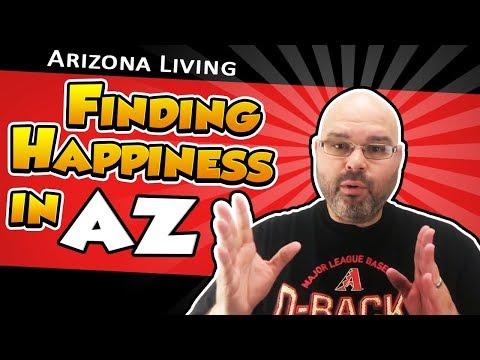 Finding Happiness in Arizona | Living in Phoenix Arizona (2018)