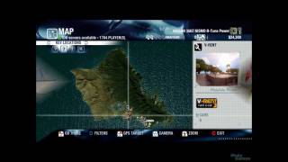 Test Drive Unlimited (PC) Map Screen Theme