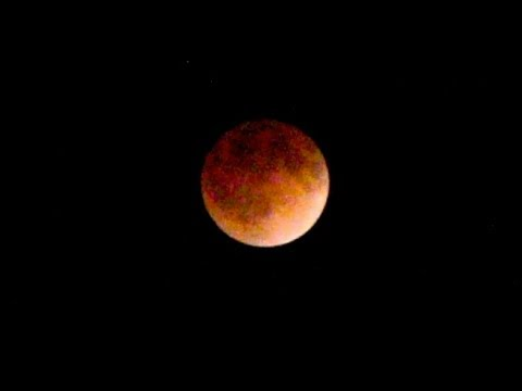 Blood Moon Lunar Eclipse From Colorado USA 2014 | Imagine Media