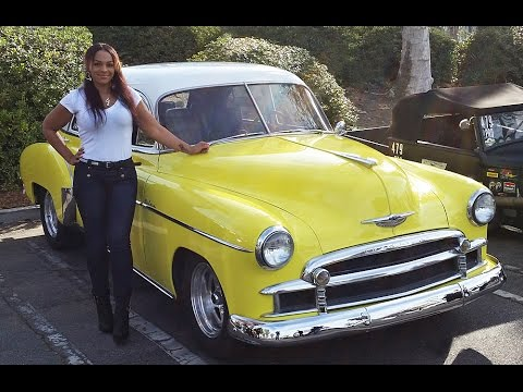 1950 chevy styleline deluxe hot rod youtube for 1950 chevy styleline deluxe 4 door sedan