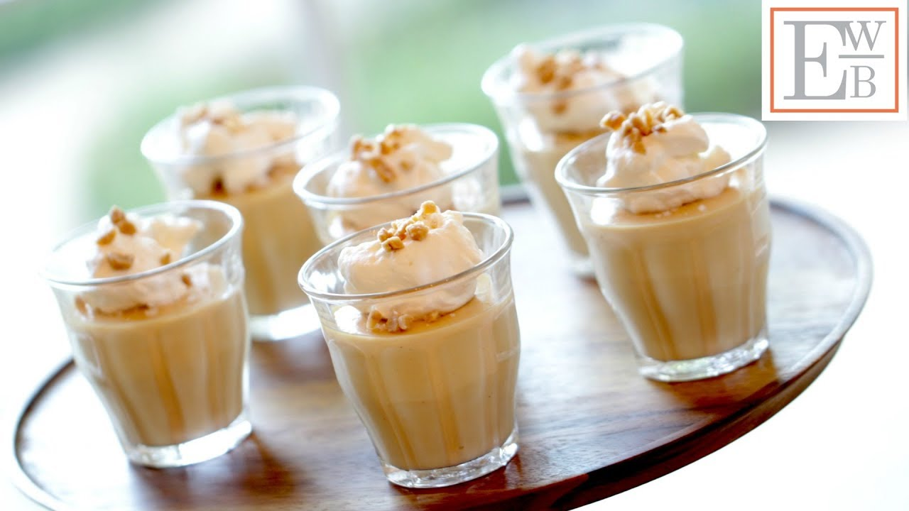 Beth's Salted Caramel Pudding Recipe | ENTERTAINING WITH BETH
