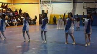 Zeta Phi Beta - Kappa Gamma, Fisk University Homecoming Stepshow 2008 (3/3)
