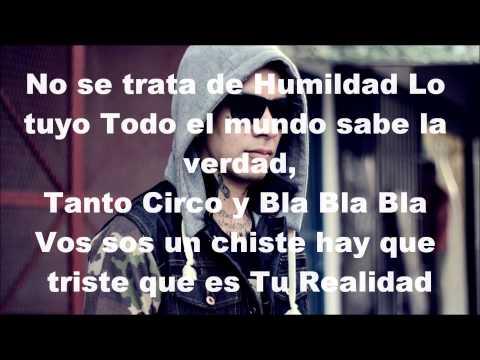 El As! - Yo Lo Vivi (LETRA)