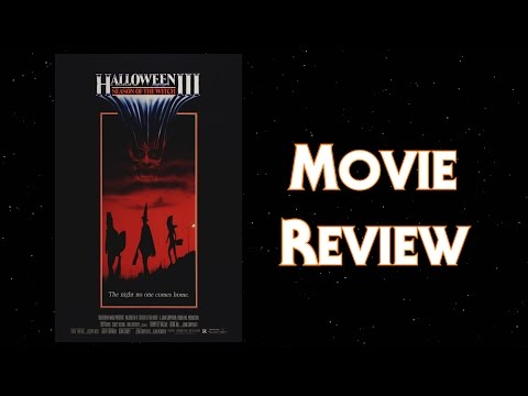 Halloween III: Season of the Witch (1982) Movie Review