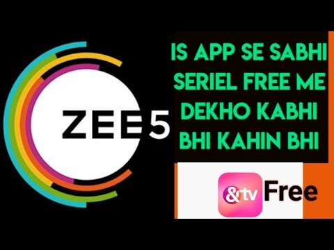 How To Use Zee5 App Free