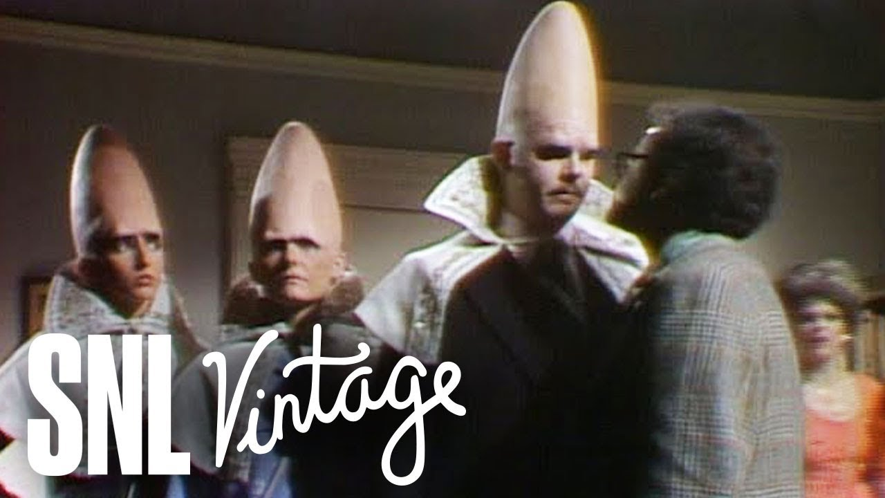 The Farbers Meet The Coneheads - SNL