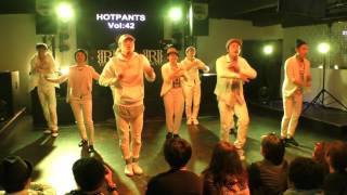 DO THE FUNK(A-SUKE NUMBER) HOT PANTS vol.42 DANCESHOWCASE