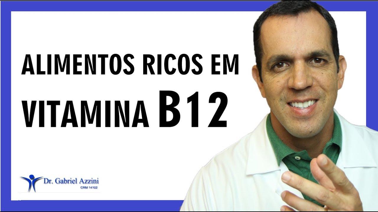 Alimentos para aumentar vitamina b12
