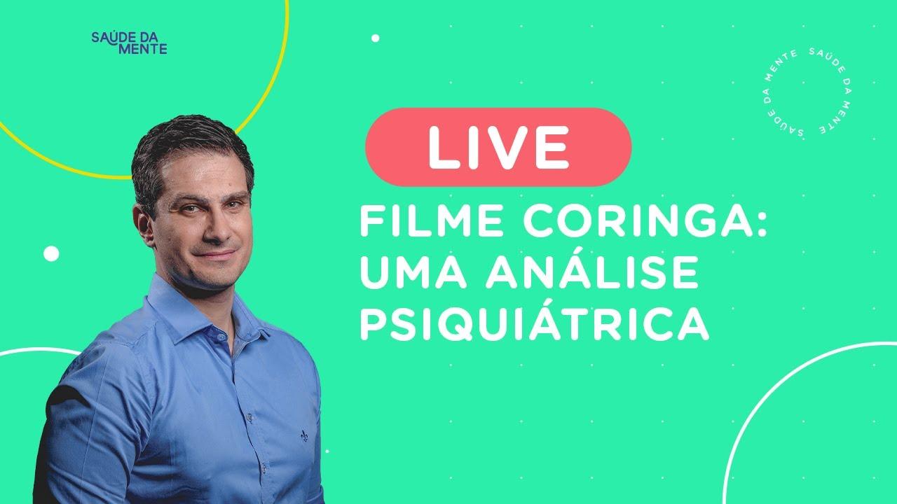 Filme Coringa: Uma Análise Psiquiátrica - LIVE