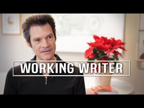 What Is It Really Like To Be A Working Screenwriter? by Mark Sanderson