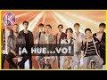 Super Junior aprende expresiones mexicanas con Reik (SUB ESP)