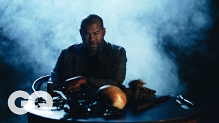 Jordan Peele Plays with the Greatest Horror Movie Weapons | GQ