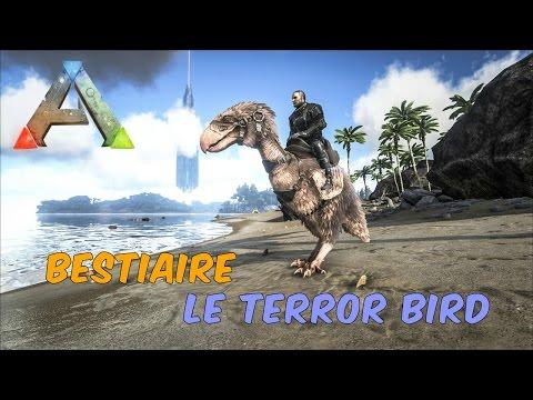 Ark Survival Evolved - FR - Bestiaire - Le Terror Bird