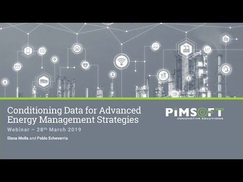 Conditioning Data for Advanced Energy Management Strategies