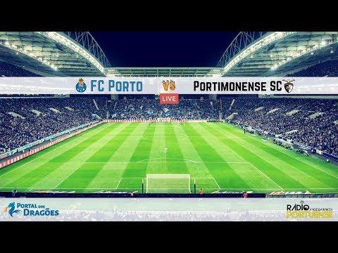 Relato FC Porto vs Portimonense SC