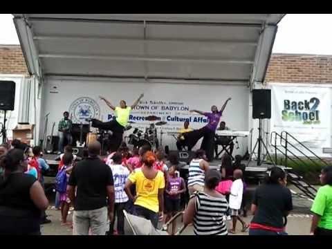 BOL Dance Ministry (Conqueror & Yahweh - Mali Music)