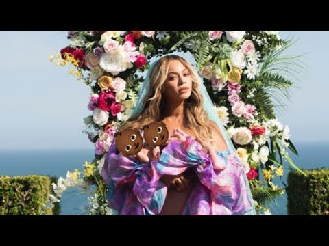 Beyonce Reveals FIRST Photo Of Twins & Leaves Some Fans Confused About THIS