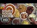 Stuff Your Face Thanksgiving Mashup Movie 2012 Hd