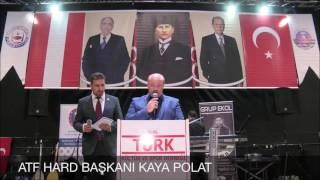 Avusturya Hard Ülkü Ocak Başkanı Kaya Polat
