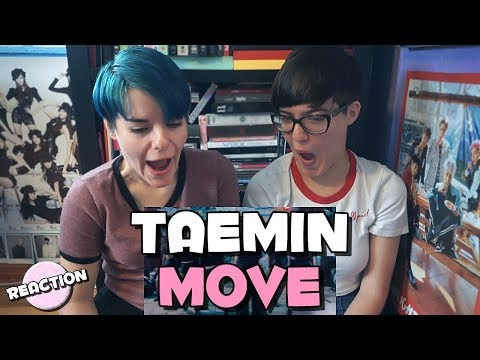 TAEMIN (태민) - MOVE ★ MV REACTION