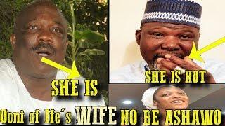 Ooni of Ife's WIFE NO BE ASHAWO!imam Lectures Prophet M.K.O TIBETAN