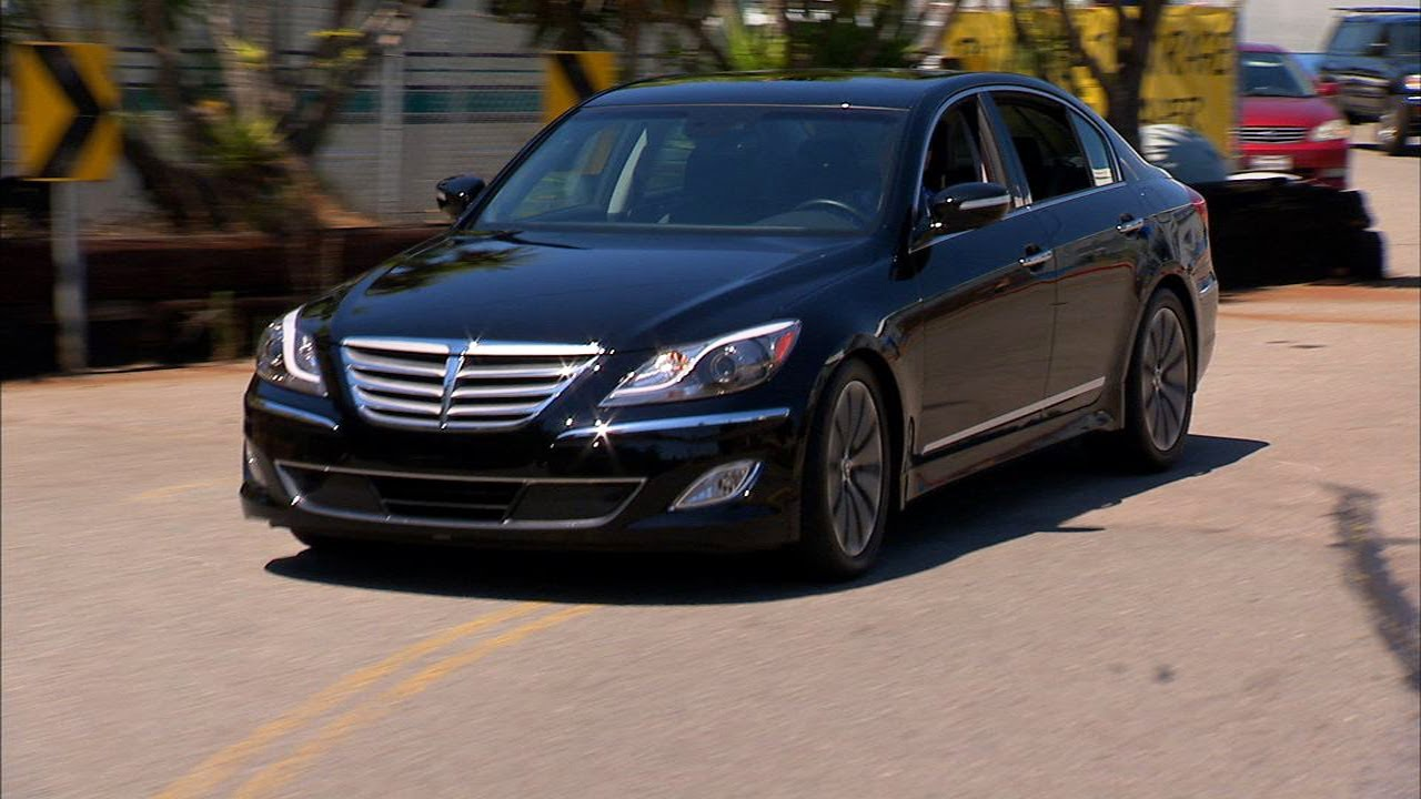 Car Tech 2012 Hyundai Genesis 5 0 R Spec