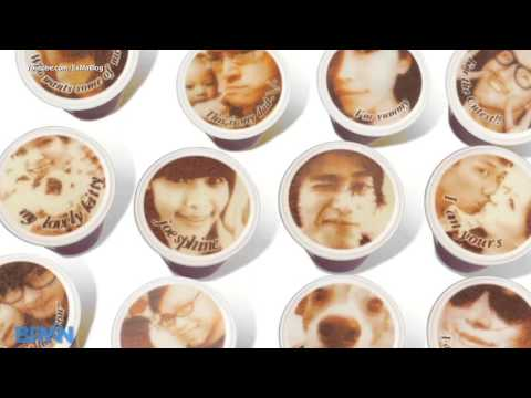 Hot Coffee With Your Face On It