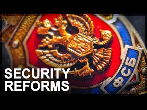 Russia's post-election security reforms