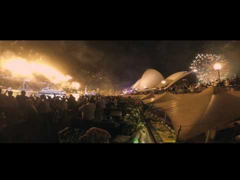 OPERA KITCHEN - Sydney Opera House NYE2016