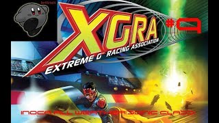XGRA: Extreme G Racing Association #9: Inoca All Weather(Sonic Class)