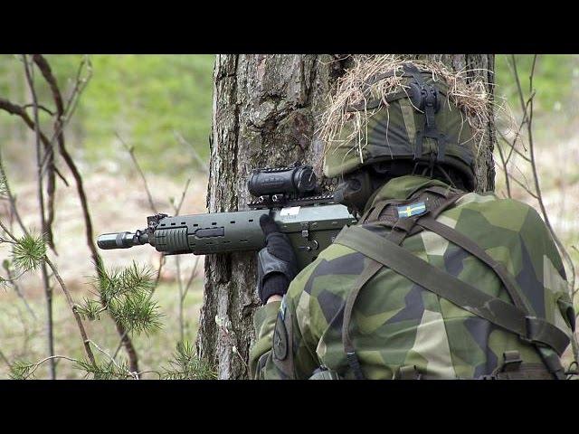 В Швеции вернут армейскую повинность и откроют гарнизоны