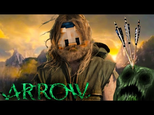Minecraft a zöld íjász 3.rész