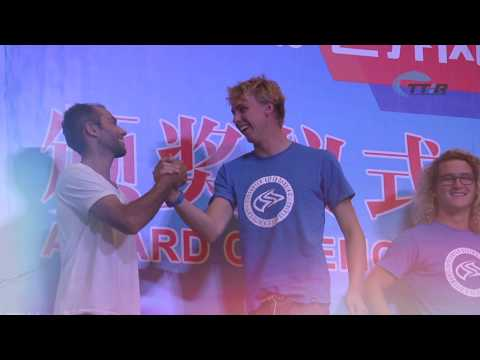 2017 TwinTip:Racing Open Weifang - Highlights