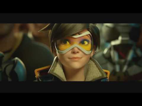 Overwatch music video----Nevada (feat. Cozi Zuehlsdorff) - Vicetone