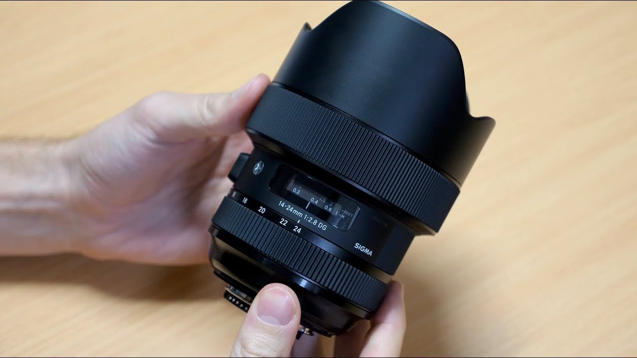 740977745 Sigma 14 -24mm f/2.8 Art Review - An alternative to Canon/Nikon ultrawides?
