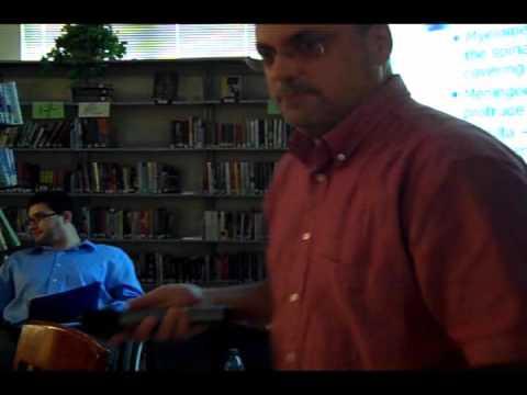 Health Unit Coordinator and Patient Care Technician classes, Sheridan Tech - Part 1