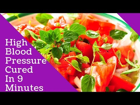 How To Drop High Blood Pressure Fast? Cure Blood Pressure