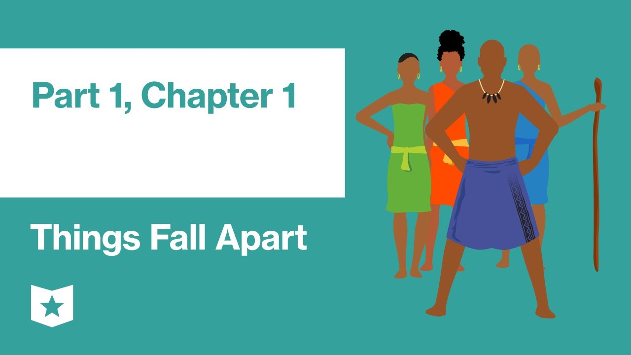 Things Fall Apart By Chinua Achebe Part 1 Chapter 1 Youtube
