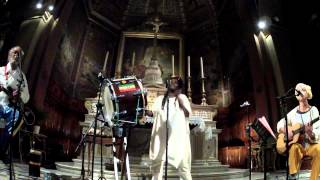 No Night In Zion - A Nyabinghi Session inna Church