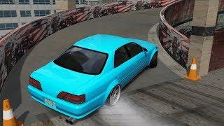 Parking Garage Drifting! Tokyo Drift Style! - Assetto Corsa